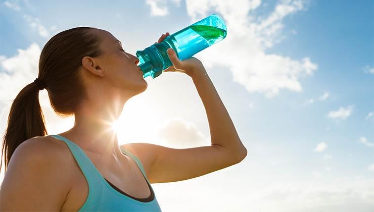 Was kann alkalisches Wasser?