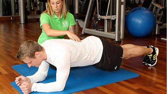 Plank Challenge – Was ist der Unterarmstütz (Plank)?