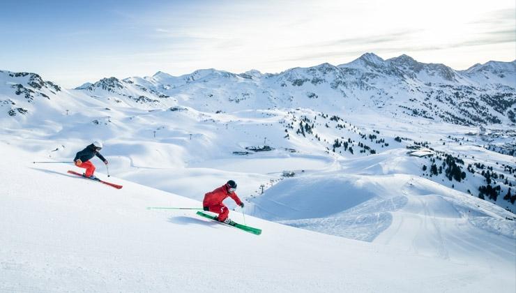 Obertauern: Hier geht der Skitag bis in die Nacht