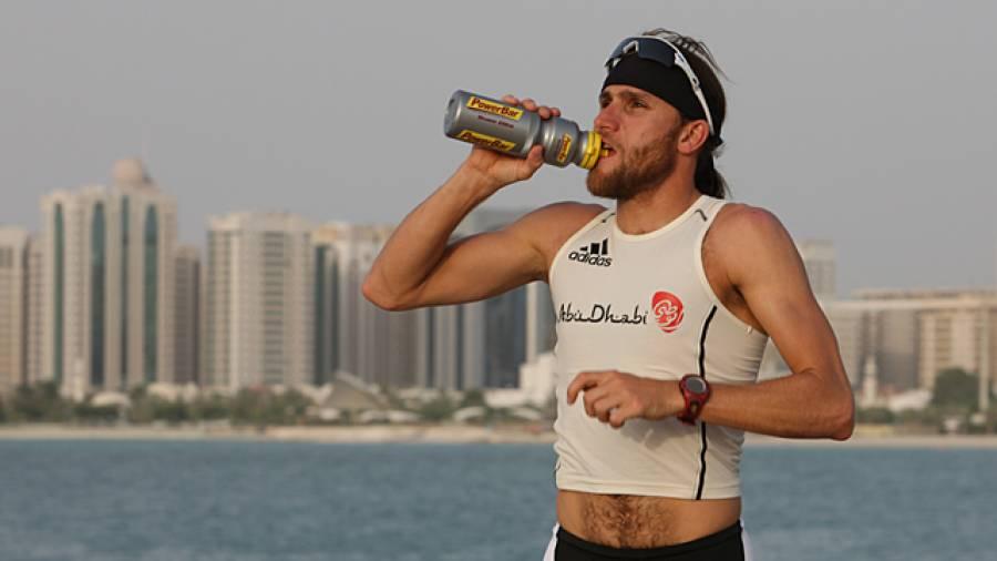Interview mit Ironman Faris Al-Sultan