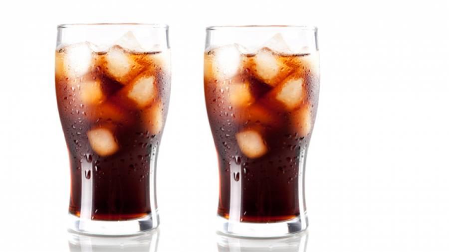 Wettkampf: Cola als Sportgetränk
