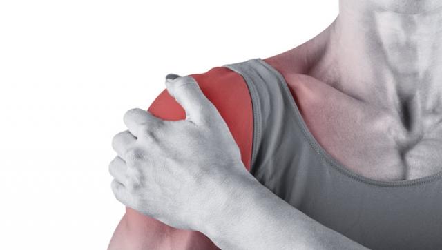 Verletzung – Die Frozen Shoulder