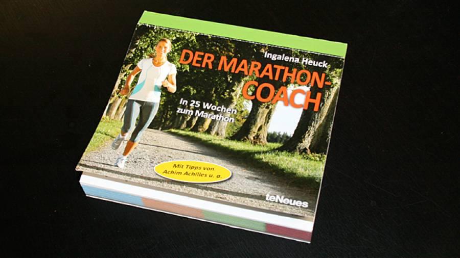 """Rezension: Der """"Marathon Coach"""" von Ingalena Heuck"""