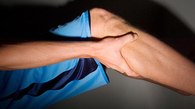 Verkrampfte Waden nach Sport – Tipps von Dr. Sport
