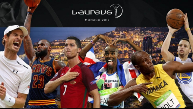 Die Nominierten für die Laureus World Sport Awards 2017