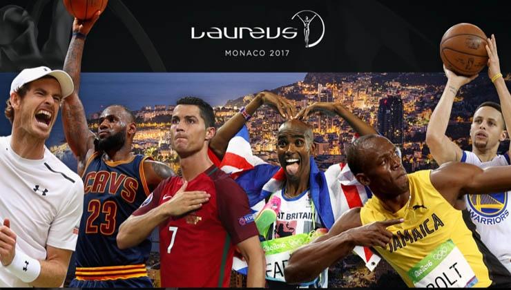 Die Nominierten für die Laureus World Sport Awards 2017