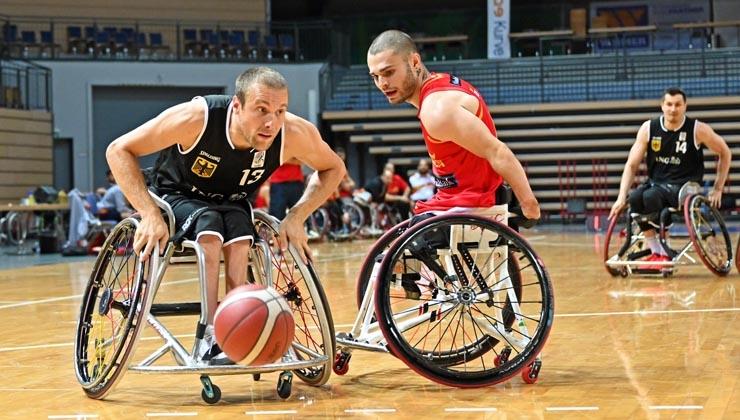 In Bestform und neuer Rolle zu den Paralympics