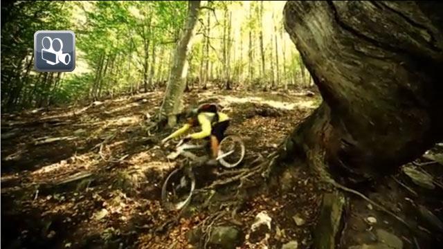 "Mountainbike-Video: ""Schwarz-Trail-Fahnder"""