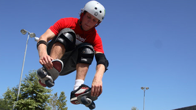 Wilde Fahrt - Freeline Skates