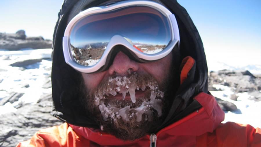 Interview mit Extrembergsteiger Stephan Keck – Der Alpinist