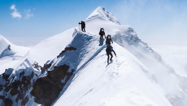"""""""Mountaineering"""" endlich auch auf Deutsch erhältlich"""