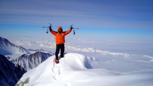 Der Schicksalsberg – Interview mit Bergsteiger Christian Stangl