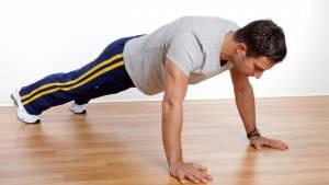 Abnehmen - Fitness mit dem eigenen Körpergewicht