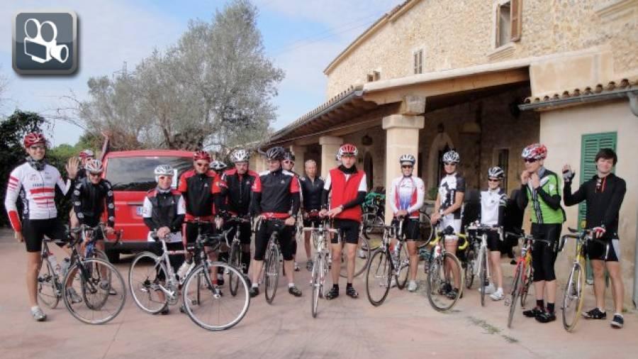 Tricamp: Radfahren in der Gruppe