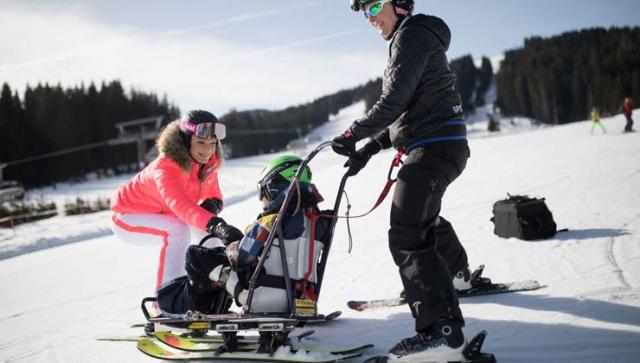 Erster Ski Triathlon zugunsten von Laureus Sport for Good