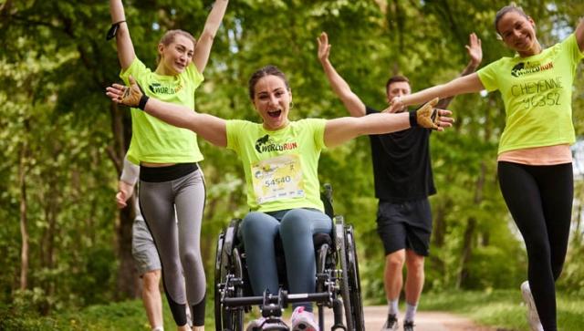 184.236 Teilnehmer:innen starten beim Wings for Life World Run