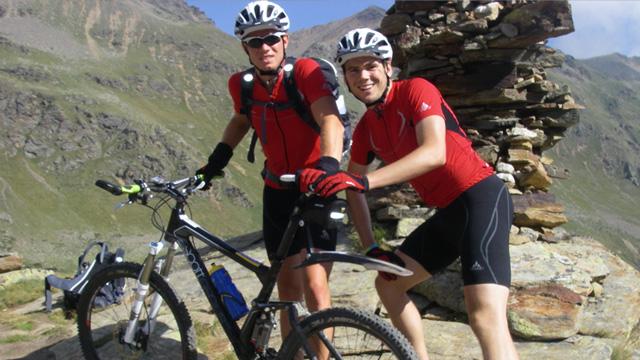 Der netzathleten-Alpencross - Mit dem Mountainbike über die Alpen