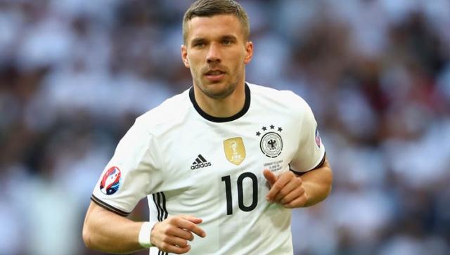 Lukas Podolski erwägt Rücktritt