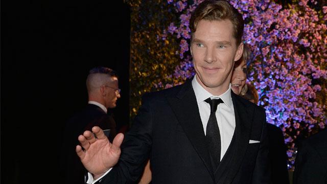 Benedict Cumberbatch moderiert die Laureus World Sports Awards