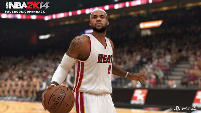 PS4-Trailer zu NBA 2k14 – Basketball für E-Sportler