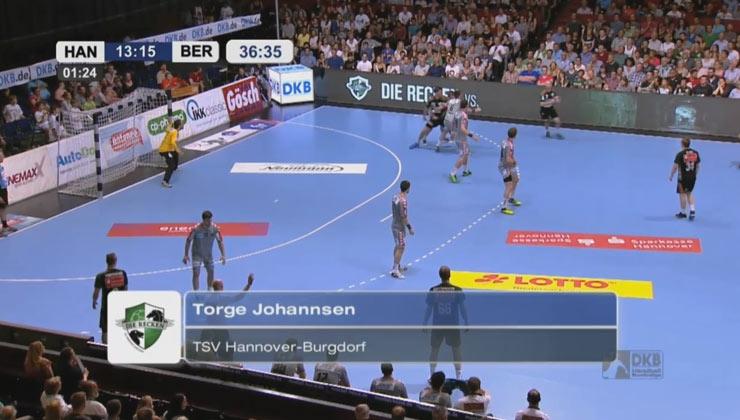 Handball: Tor des Monats Mai - die Nominierten