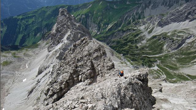 Die Marchspitze – spots 4 adventures