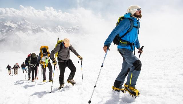 Höhenkrankheit - Vorsicht beim Bergwandern und Skifahren