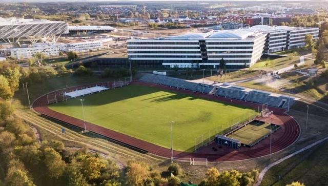 DFB bezieht EM-Quartier 2020 bei adidas in Herzogenaurach