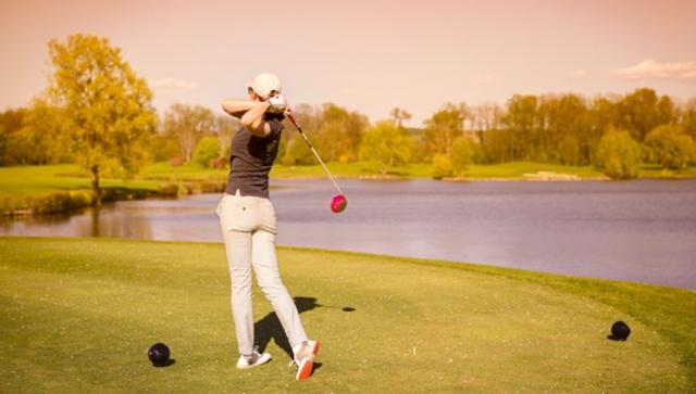 Faszientraining für Golfer