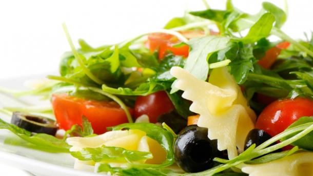 Rezept: Italienischer Nudelsalat