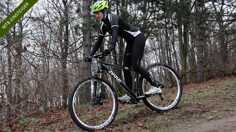 Keine Scheu - Mountainbiken für Frauen