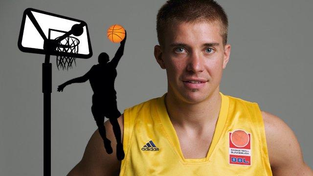 Sprungtraining mit Basketballprofi Steffen Hamann