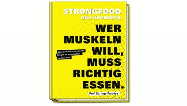 Wer Muskeln will, muss richtig essen