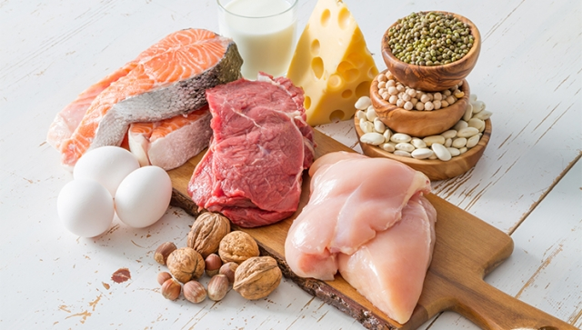 Proteinreiche Lebensmittel zum Muskelaufbau