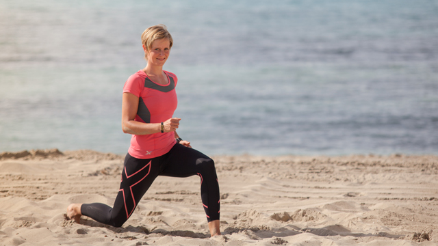 Bikinifigur – Fitness-Workout ohne Geräte