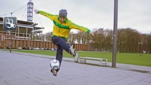 """Freestyle Fußball für Einsteiger - Der """"Timo around the world"""""""