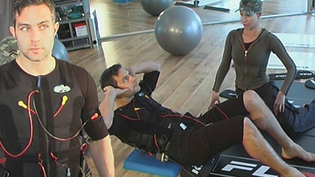 Unter Spannung – Muskeln aus der Steckdose