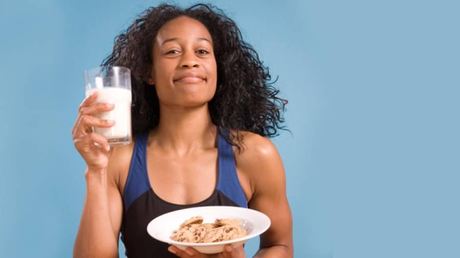 Abnehmen - Essen oder nicht essen vor dem Training