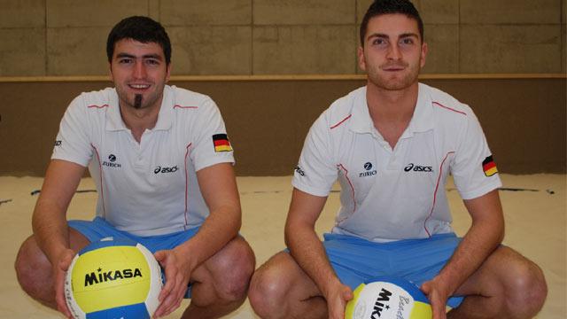 Olympia 2012 als Ziel - Florian Karl und Tom Götz im Interview