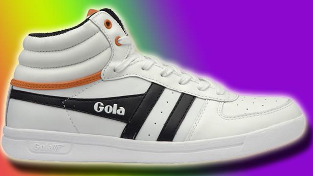 Gola – Der britische Rebell unter den Sportschuhen