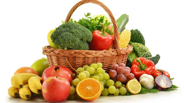 Obst und Gemüse – So viele Jahre lebst Du länger