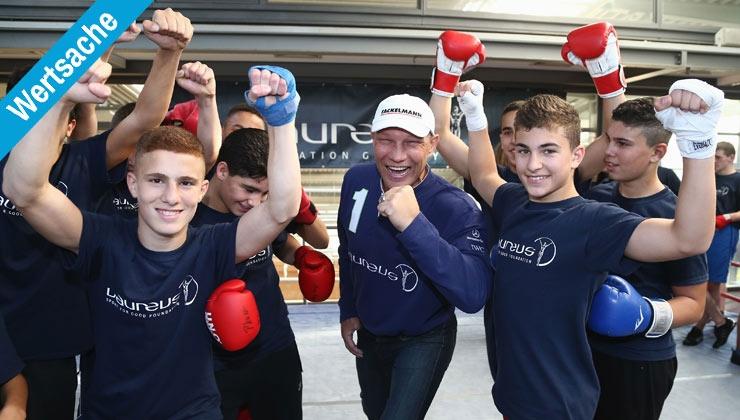 KICK im Boxring – Hier zählen Respekt und Disziplin