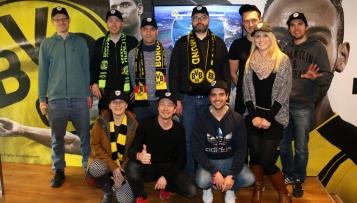 (Fast) nur Gewinner in Dortmund