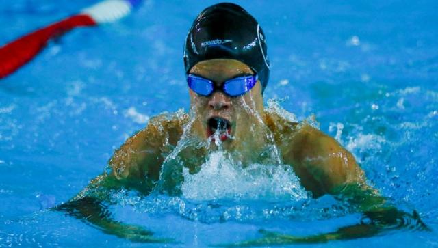 Para Schwimmen: Taliso Engel mischt die Hauptstadt auf