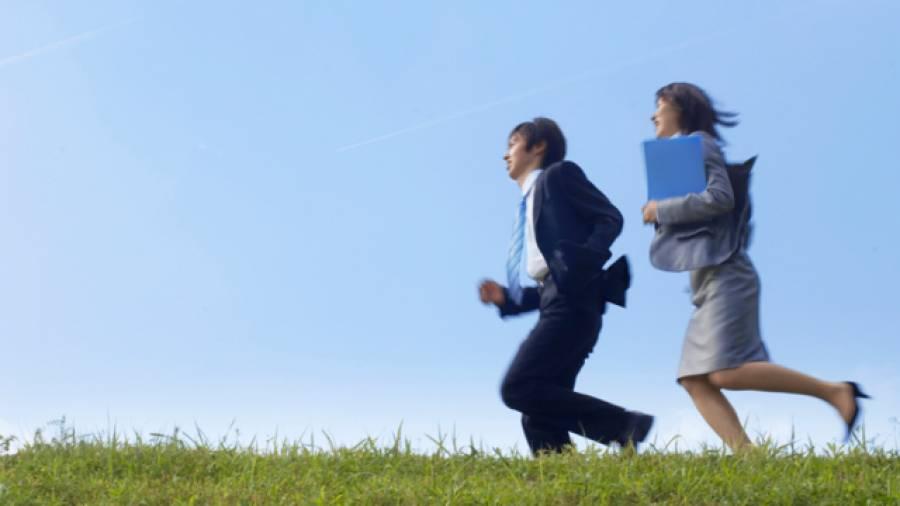 Laufen inspiriert - Bewegung macht kreativ