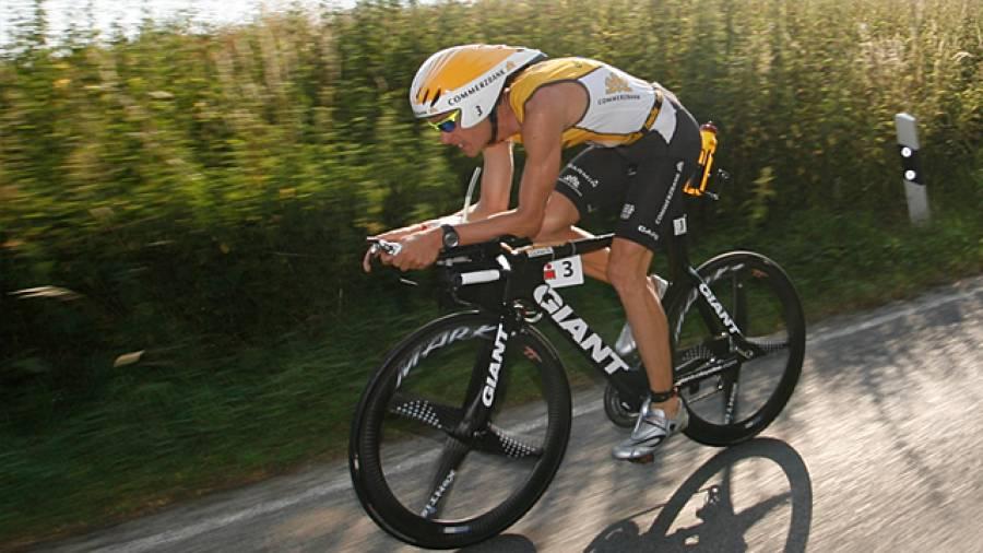 Triathlon-Koppeltraining mit Ironman-Europameister Timo Bracht