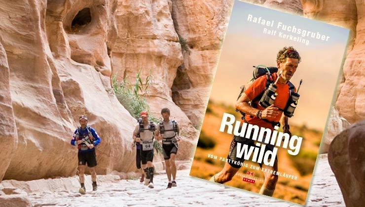 Buchvorstellung: Rafael Fuchsgrubers Biographie Running Wild