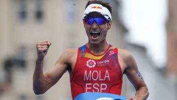 Hamburg feiert Triathlonparty