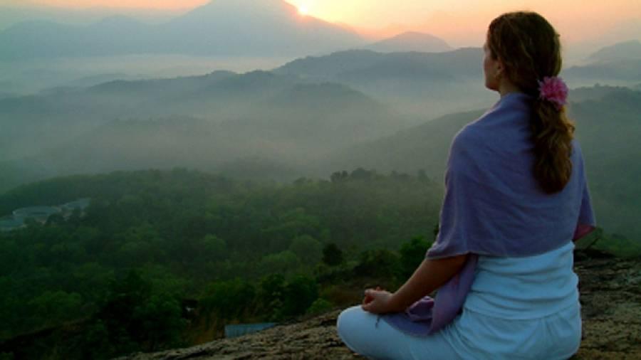 Wellness für die Seele - Meditation