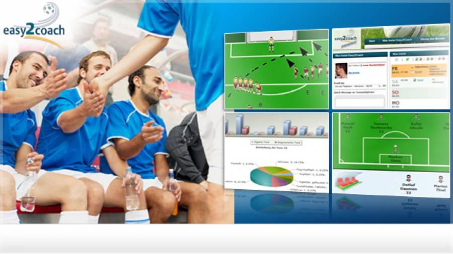 Easy2Coach hat die Dauerkarte für erfolgreiches Fußballtraining
